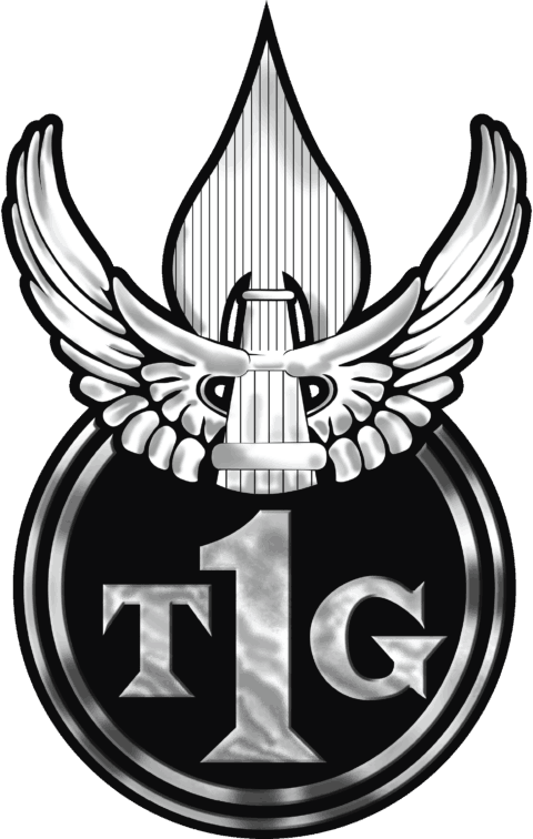 T1G logo